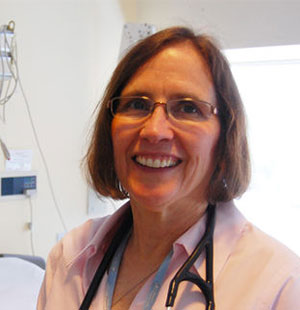 Dr Janet McElhaney
